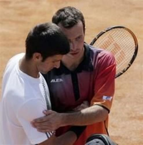 stepanek djokovic amor