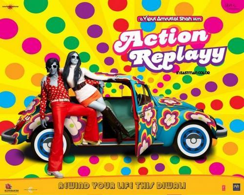 """Action Replay"" - fotos"