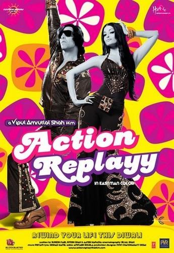 """""""Action Replay"""" - các bức ảnh"""