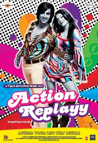 """Action Replay"" - foto's"