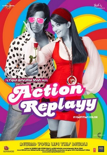 """Action Replay"" - fotografias"