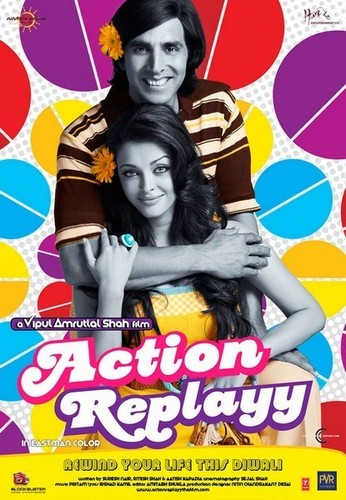 """Action Replay"" - photos"