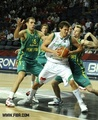 10. Bostjan NACHBAR (Slovenia) - basketball photo