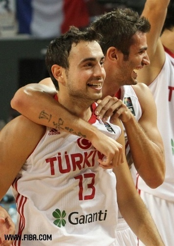 pallacanestro, basket wallpaper with a pallacanestro, basket player entitled 13. Ender ARSLAN (Turkey)