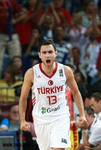 13. Ender ARSLAN (Turkey)