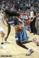 14. Mickael GELABALE (France) - basketball photo