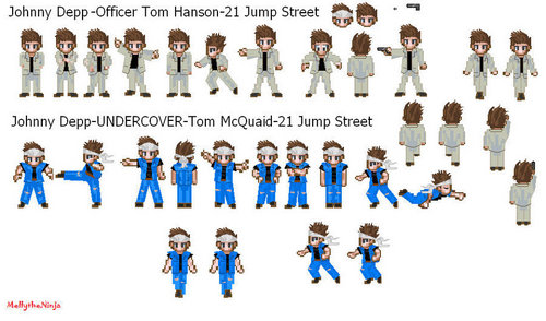21 jump straat