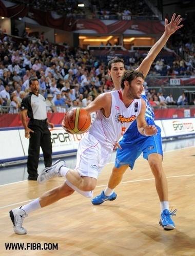 5. Rudy FERNANDEZ (Spain)