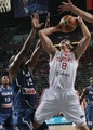 8. Ersan İLYASOVA (Turkey) - basketball photo