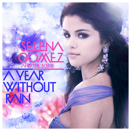 selena gomez a year without rain wallpaper