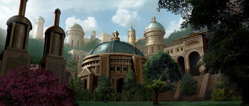 Acorn Palace