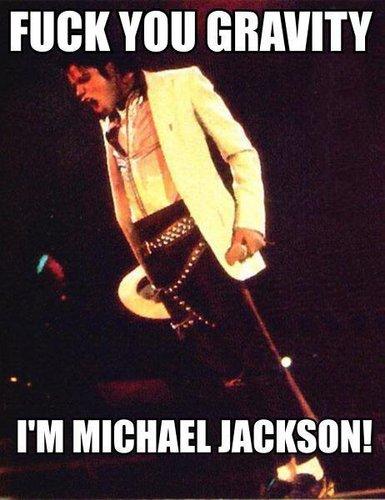 Ahahah MJ!