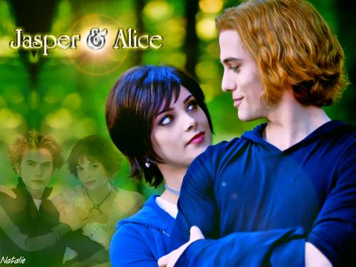 Alice et Jasper