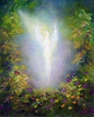Healing ángel