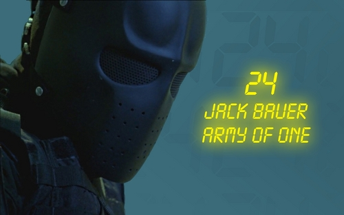 Army of  One, Jack Bauer