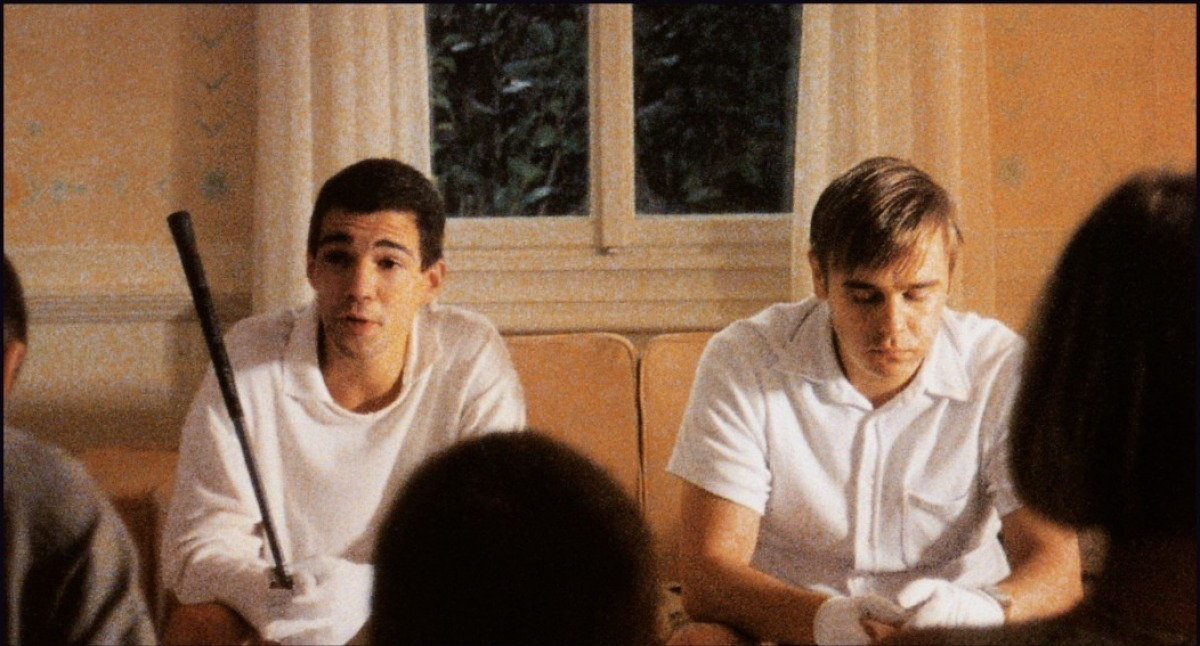 Funny Games images Arno Frisch & Frank Giering in Funny ... Funny Games 1997