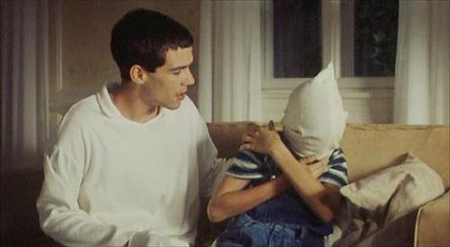 Arno Frisch & Stefan Clapczynski in Funny Games (1997)