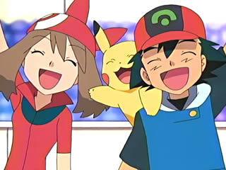 Ash and may pokemon shipping 15317323 320 240 jpg