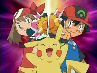 Ash and may pokemon shipping image 15317336 fanpop
