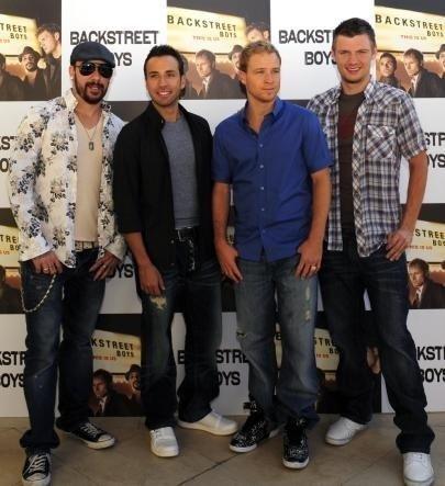 The Backstreet Boys 바탕화면 called Backstreet Boys <3