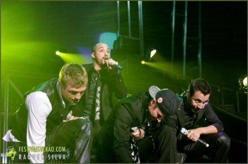 The Backstreet Boys 바탕화면 titled Backstreet Boys <3