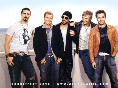 The Backstreet Boys 바탕화면 with a business suit, a well dressed person, and long trousers called Backstreet Boys <3