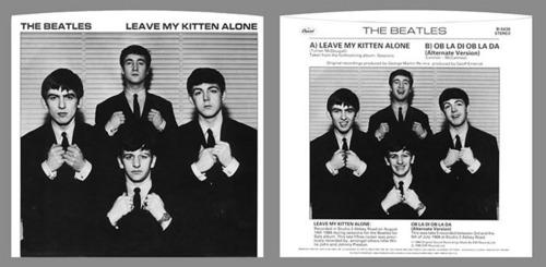 Beatles at EMI House