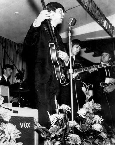 Beatles at Majestic Ballroom