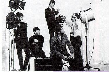 Beatles photoshoot, 1963