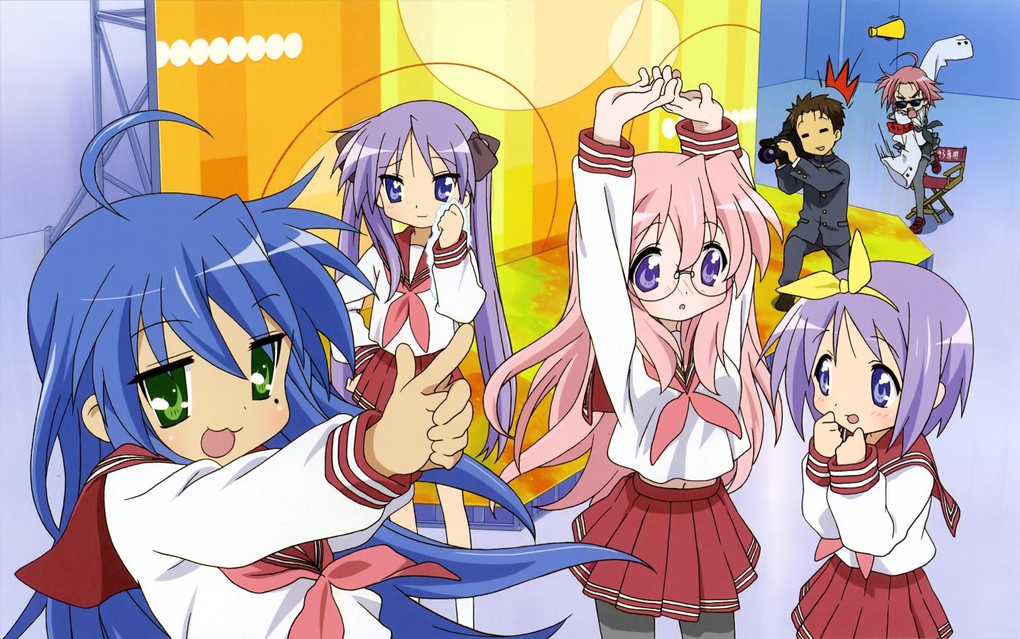Behind The Scene of Motteke! Sailor Fuku