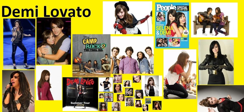 Gomez and Demi Lovato Fan