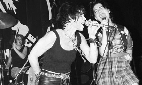 Bikini Kill and Joan Jett - bikini-kill Photo