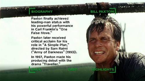 Bill Paxton Bio