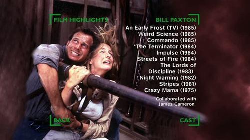 Bill Paxton Film Highlights