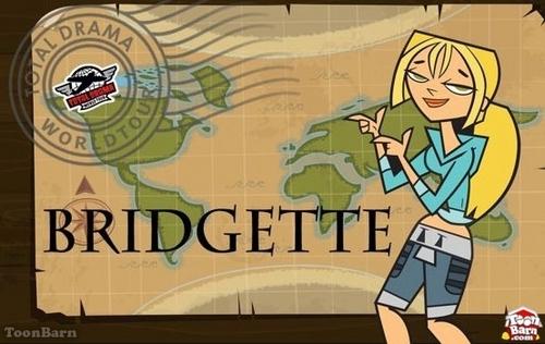Bridgette's achtergrond