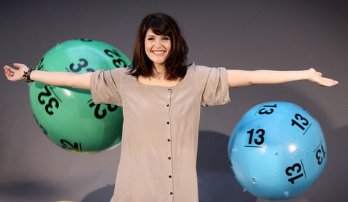 Britain Has Balls: National Lottery Photocall