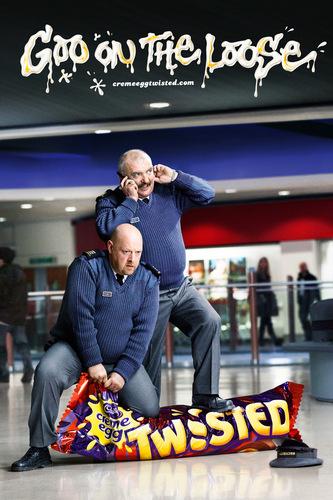 Cadbury Creme Egg Twisted: Goo on the loose