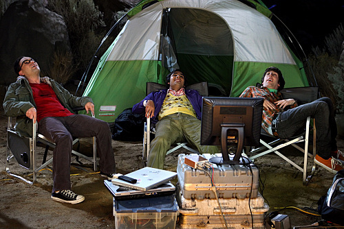 Camping with a Computer
