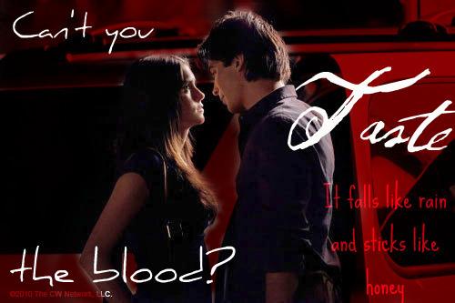 Can tu taste the blood?