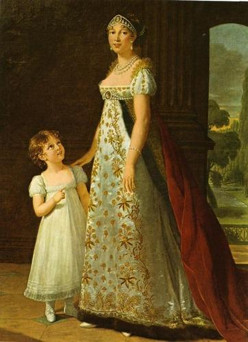 Caroline Bonaparte, কুইন of Naples