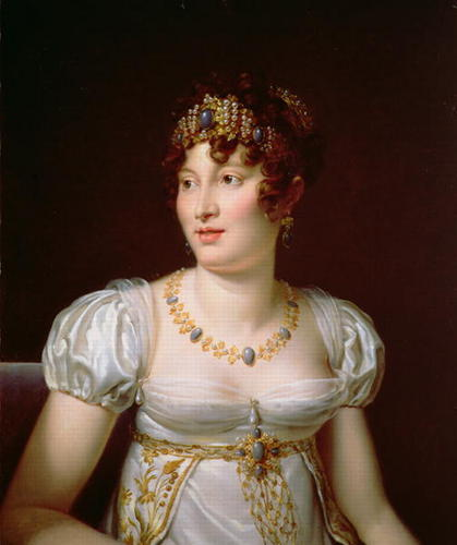 Caroline Bonaparte, queen of Naples