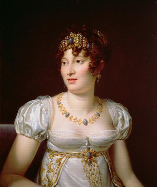Caroline Bonaparte, Queen of Naples