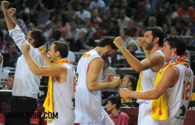 Celebration Spain