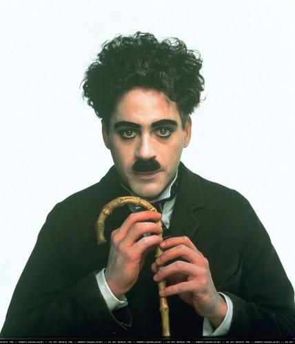 robert downey jr. wallpaper called Chaplin