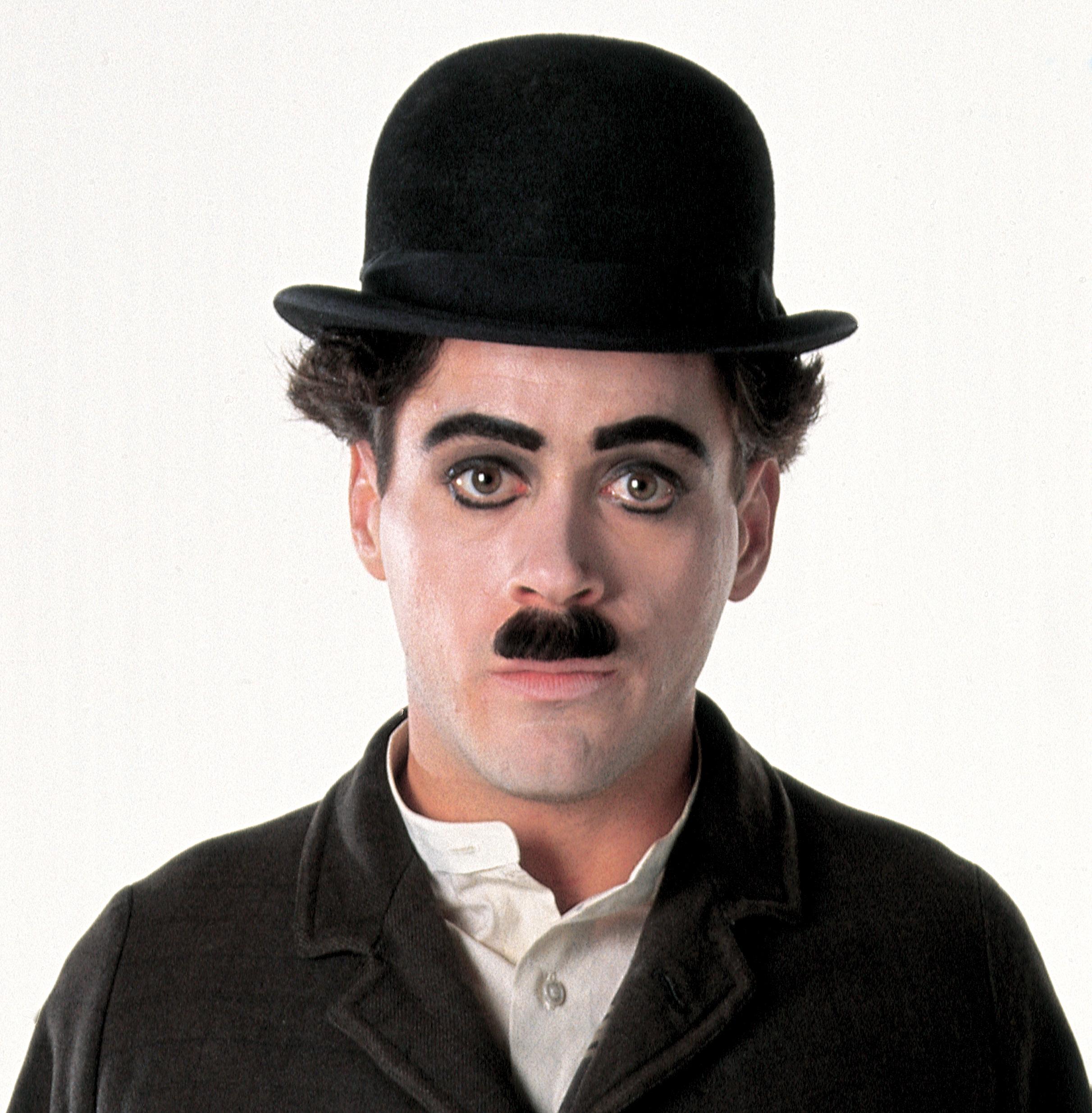 Chaplin - Robert Downe...