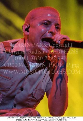 Chester Bennington hình nền called Chester <3