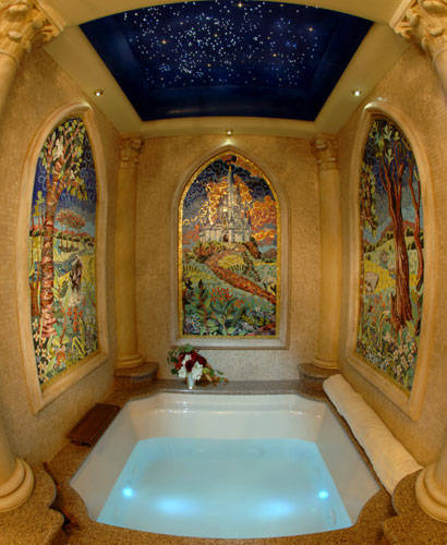 Cinderella Bathroom suite