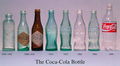 Coca-Cola bottles through the years - coke photo