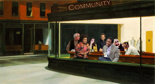 Community/Nighthawks