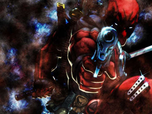 funkyrach01 wallpaper titled Deadpool